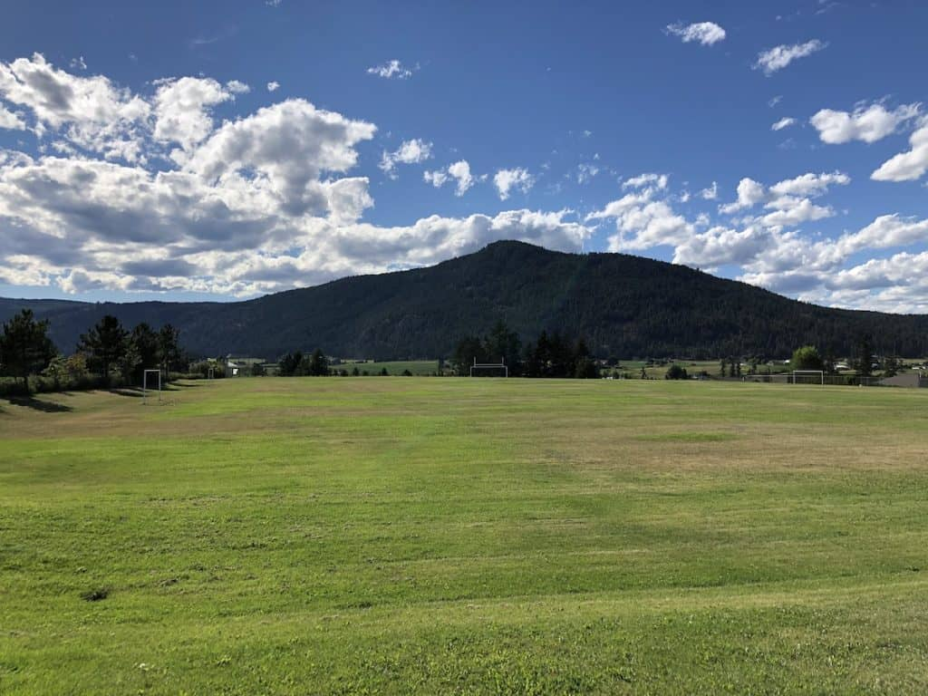 Pleasant Valley Secondary School Soccer Fields