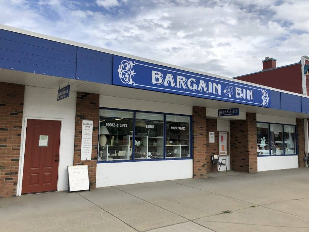 The Bargain Bin - Armstrong BC Thrift Store